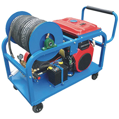2900 PSI / 200 Bar / 24 HP Honda gasoline engine driven power washers for sale CW-GC20